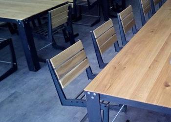 индустриални мебели